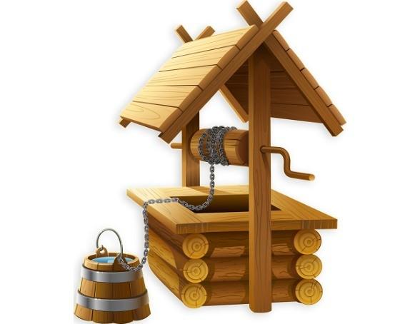 Купить домик для колодца в Калининце